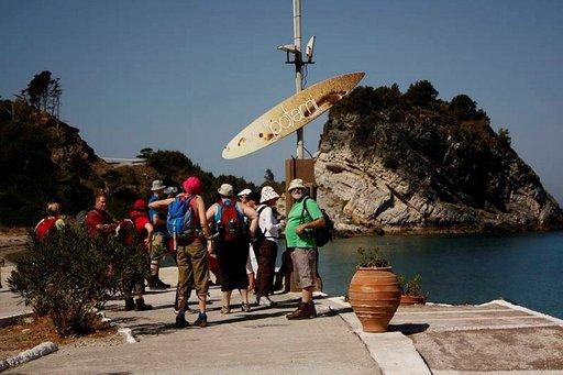 Samoksen vaelluksella mukana oli sekä retkeilijöitä että eri puolilla maailmaa vaeltaneita konkareita.