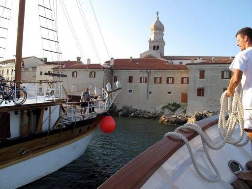 Kroatialainen risteilyvarustaja Katarina Hauptfeld:<br /> Kasvuamme jarruttaa laituripaikkojen puute