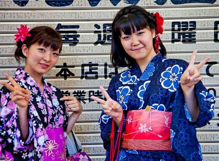 10 perinteistä<br /> japanilaista kokemusta TOKIOSSA