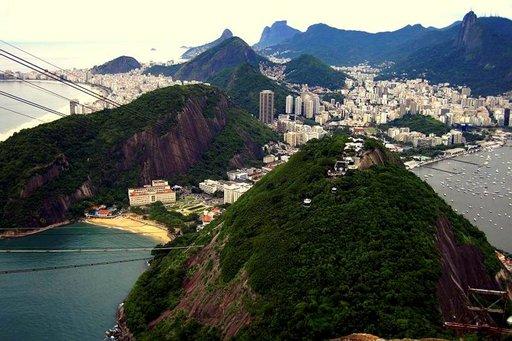 Rio de Janeiro, tuleva olympiakaupunki, on sekoitus suurkaupunkia, rantaelämää ja kauniita maisemia.