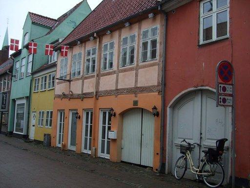 Helsingør kunnioittaa vanhaa rakennuskantaansa.