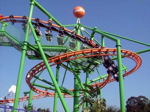 Dreamworld on yksi alueen parhaista huvipuistoista.