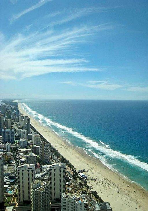 Gold Coast on huvitusten ja mainioiden rantojen unelmakohde.
