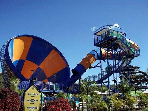 Wet'n'Wild on monipuolinen koko perheen huvipuisto.