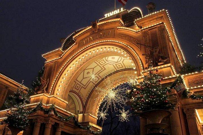 Glögintuoksuinen<br /> Kööpenhamina sykkii joulua