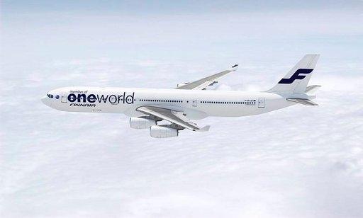 Kirjoittaja seurasi, mitä kaikkea liittyi lentoon Airbus 340 -tyypin koneella Helsingistä Hongkongiin.