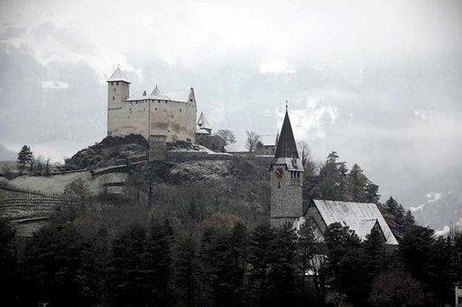 Vaduz on Liechtensteinin ruhtinaskunnan pääkaupunki.