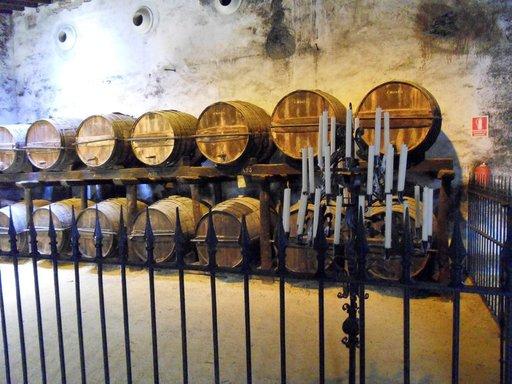 Tio Pepe on Jerezin kuuluisin viinitalo.