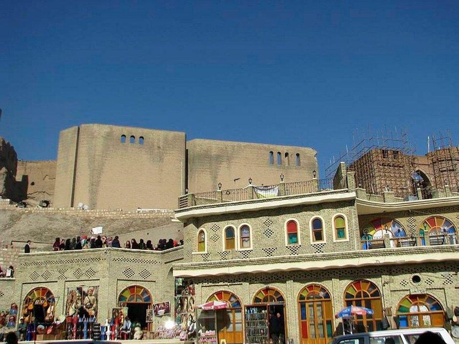 Linnakkeen on sanottu olevan maailman vanhin yhtäjaksoisesti asuttu kaupunki.