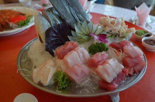 Perinteinen kiinalainen ruoka on Taiwaninmatkan kohokohta.