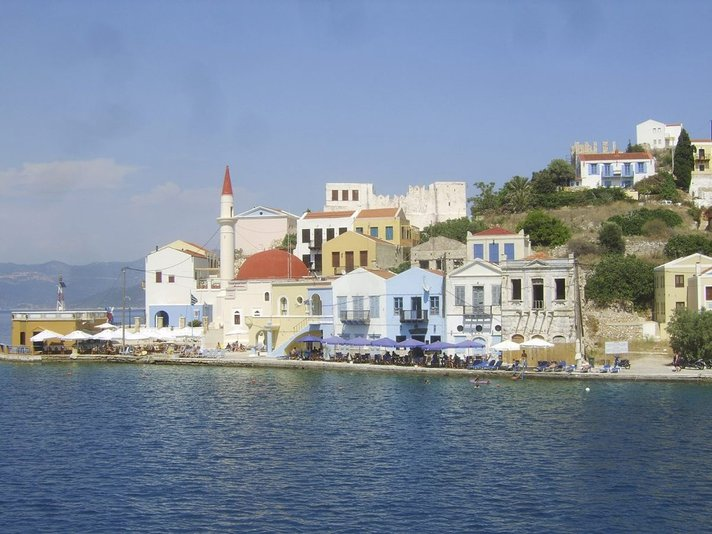 Saarelta saarelle<br /> Rodoksen ja Kosin ympärillä