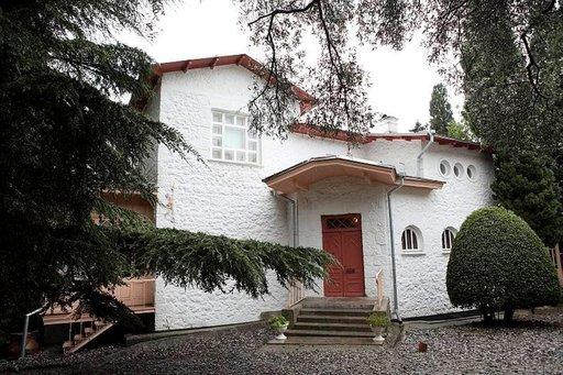 Tšehovin talo ei ole mikään pieni mökki.