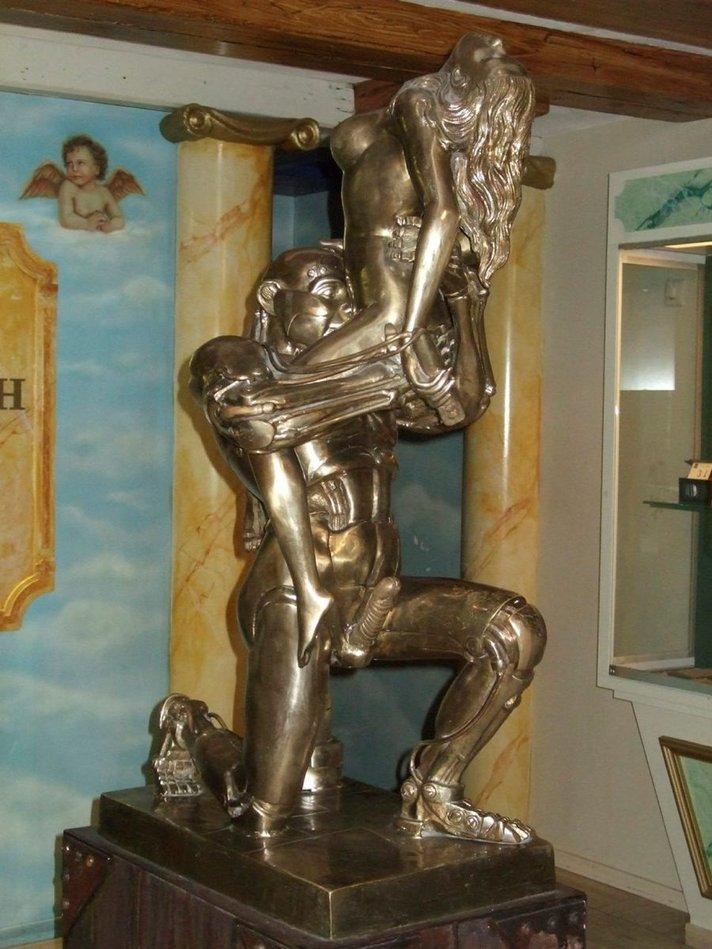 Kahden eroottisen museon<br /> AMSTERDAM Helsinki