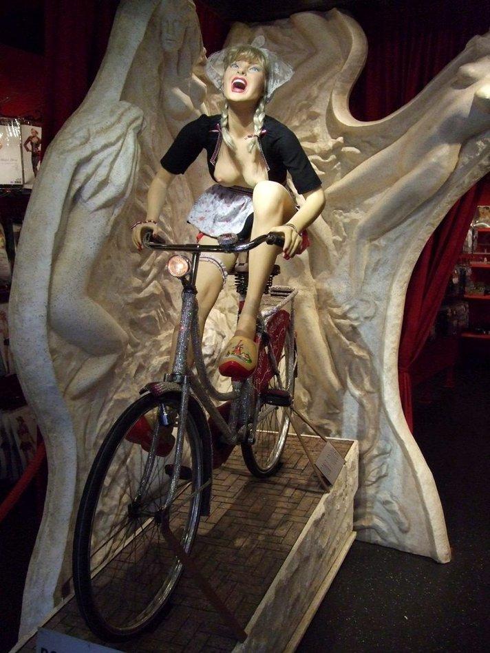 Kahden eroottisen museon<br /> AMSTERDAM