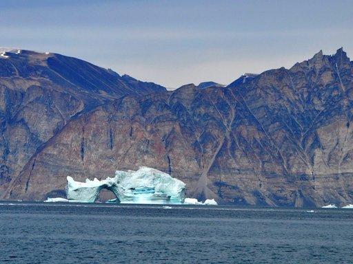 Raaka maisema on Grönlannin valttikortti.