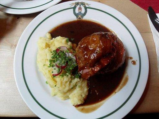 Bamberger Zwiebel on Schlenkerlan ruokalistan erikoisannos.
