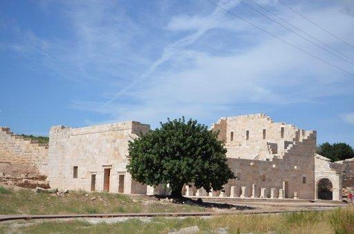Pataran historiallisia rakennuksia on entisöity huolella.