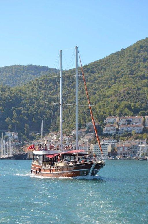 Veneretket joilla, järvillä ja merillä on Turkin parasta matkailuantia.