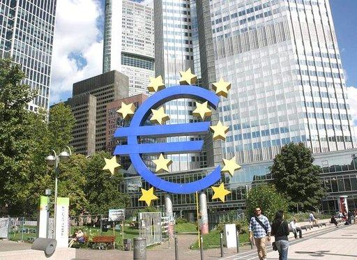 Euroopan keskuspankilla on päämajansa Frankfurtissa