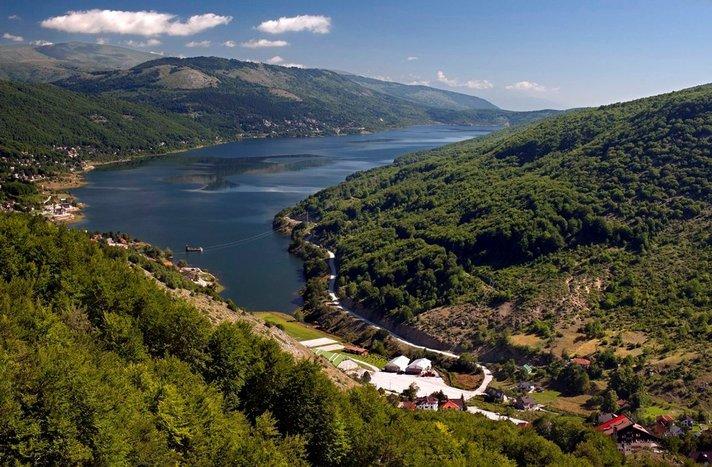 Viehättävä Makedonia