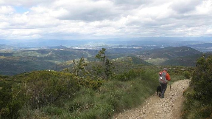 Erilainen vaellus<br /> Santiago de Compostelaan