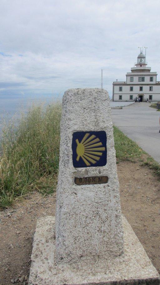 Maailman sanottiin ennen olevan pannukakku, jonka viimeinen kohta oli Finisterre.