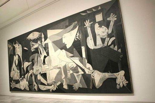 MADRID: Huikeaa taidetta, maukasta<br /> tapastelua ja unohtumatonta shoppailua