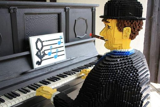 Lego-ukkojen pyhiinvaellus<br /> - BILLUND