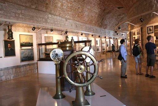 Merimuseo kertoo kaupungin menestyksellisestä merenkulun historia