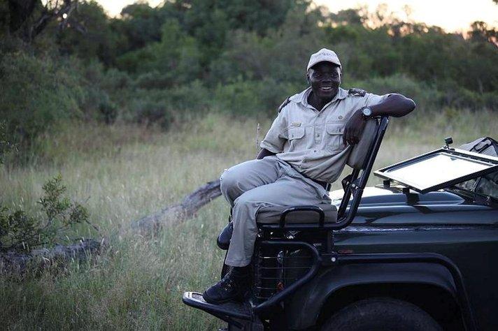 Rakastu villiin luontoon&nbsp;<br /> SABI SABI&nbsp;<br /> Safarien ylellinen helmi