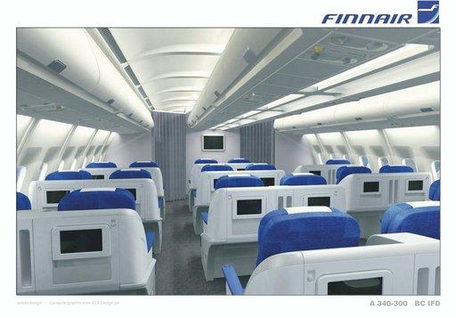 Oma matkani: Mit&auml; tapahtuu<br /> Finnairin y&ouml;lennolla Aasiaan?