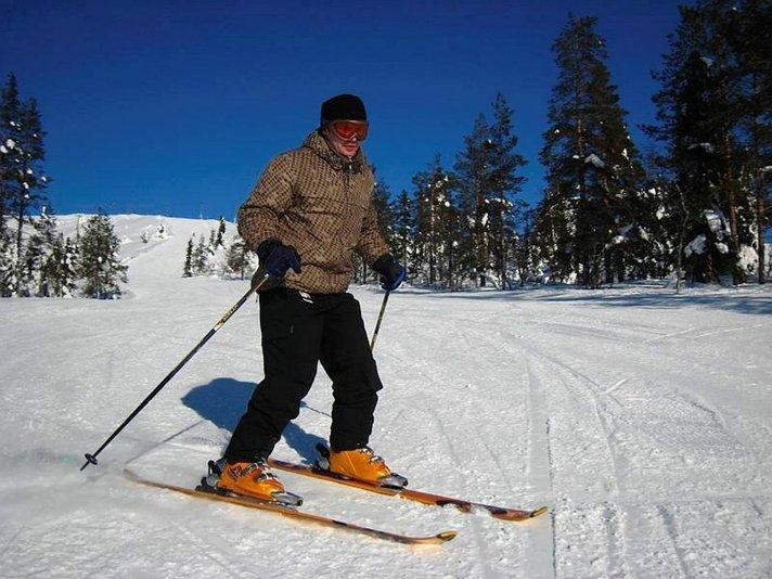 Levistä jälleen Suomen<br /> vuoden hiihtokeskus