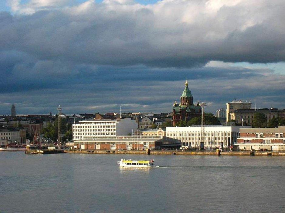 Viime vuosi kaikkien aikojen paras matkailuvuosi Helsingissä