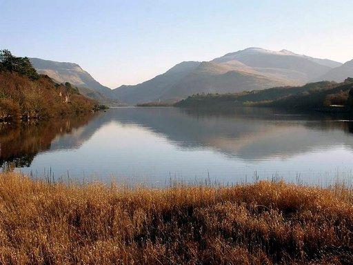 Brecon Beaconsin kansallispuisto takaa unohtumattomat näkymät.