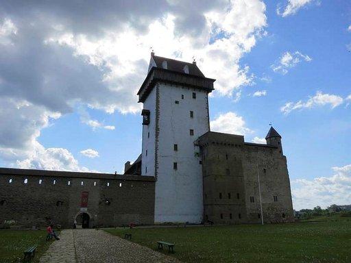 Narvan linna.