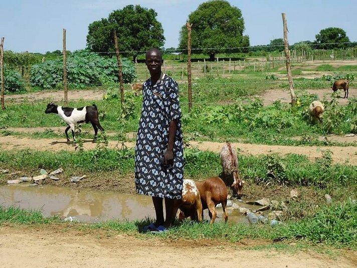 Ensikosketus Etelä-Sudaniin