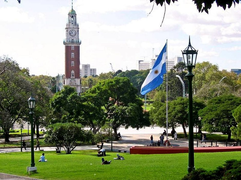 Intohimon<br /> Buenos Aires