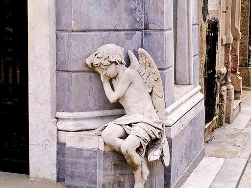 Cementerio de la Recoleta on monien tunnettujen henkilöiden viimeinen leposija.