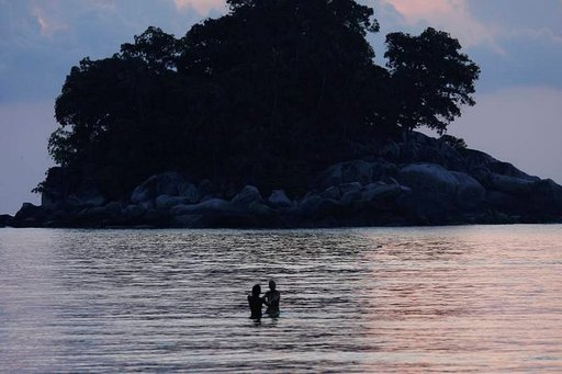 Pulau Tioman takaa häämatkalaisille rauhalliset puitteet Kaakkois-Aasian kauneimmilla rannoilla.