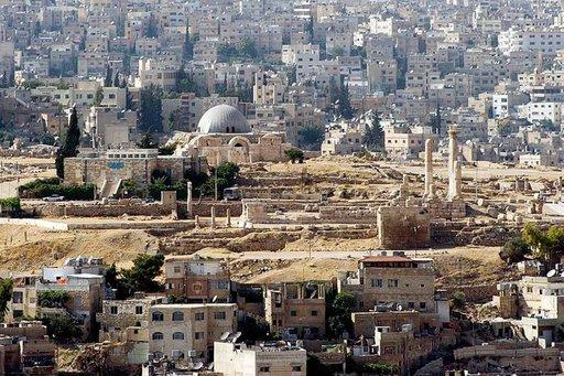 Amman on mielenkiintoinen sekoitus eri kulttuureja.
