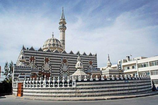 Abu Darweesh on Ammanin hienoimpia moskeijoita.