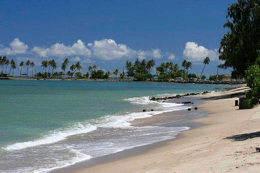 Puerto Ricon rannat ovat häkellyttäviä.