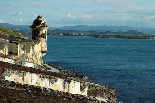Puerto Ricoon<br /> palmujen katveeseen