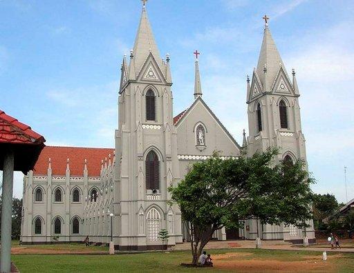 Sri Lankassa näkee paljon kolonialistisen ajan vaikutteita ja arkkitehtuuria.