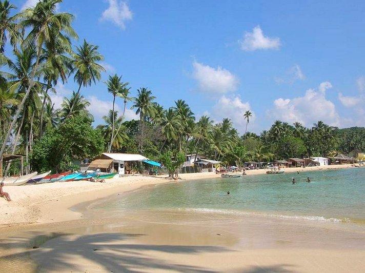 Sri Lanka huokuu<br /> ainutlaatuista tunnelmaa