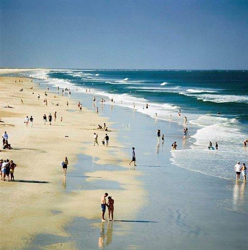 St. Augustinen edustalla on 68 kilometriä rantaviivaa.