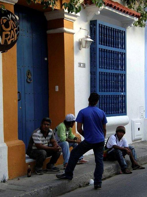 Cartagenalaiset ovat ylpeitä historiallisesta kaupungistaan.