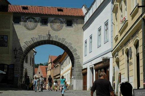 Vanha kaupunginportti