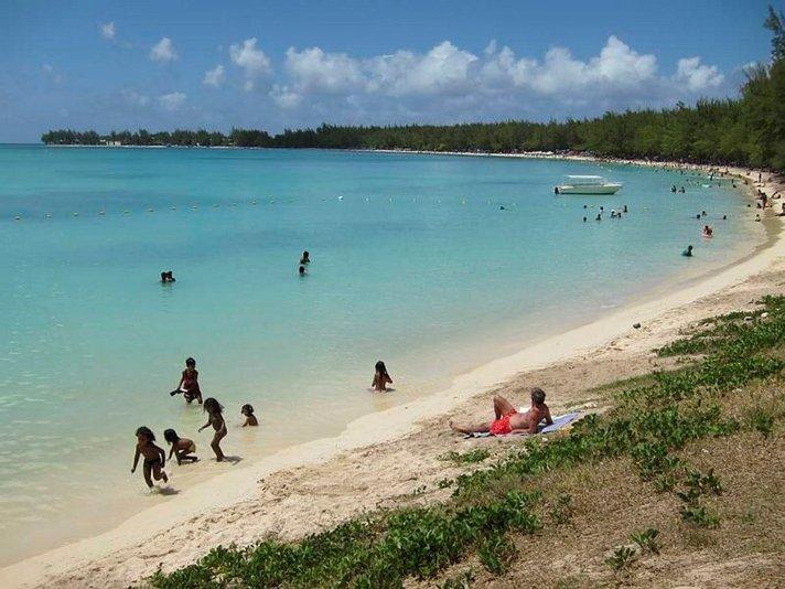 Dodon jäljillä<br /> Mauritiuksella