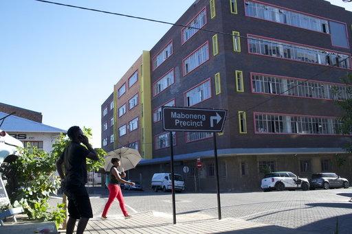 Maboneng tarkoittaa valon paikkaa ja se on Jonathan Liebmannin visio luoda elämää aikaisemmin vaaralliselle alueelle.